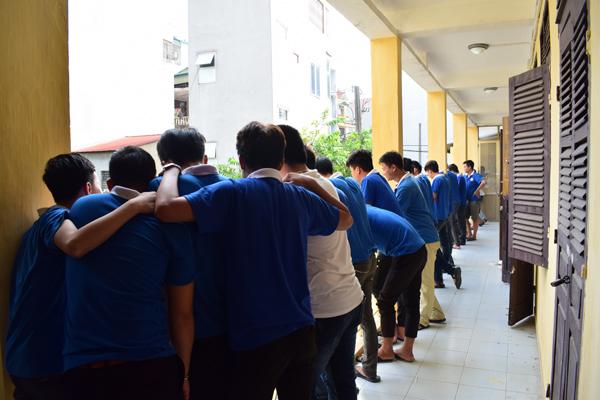 Toàn cảnh trường Dạy Nghề Thanh Xuân