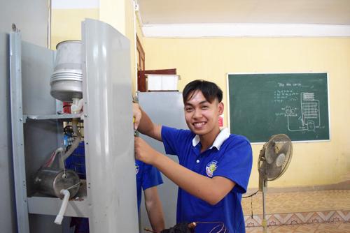 học nghề điện lạnh cấp tốc tại dạy nghề thanh xuân