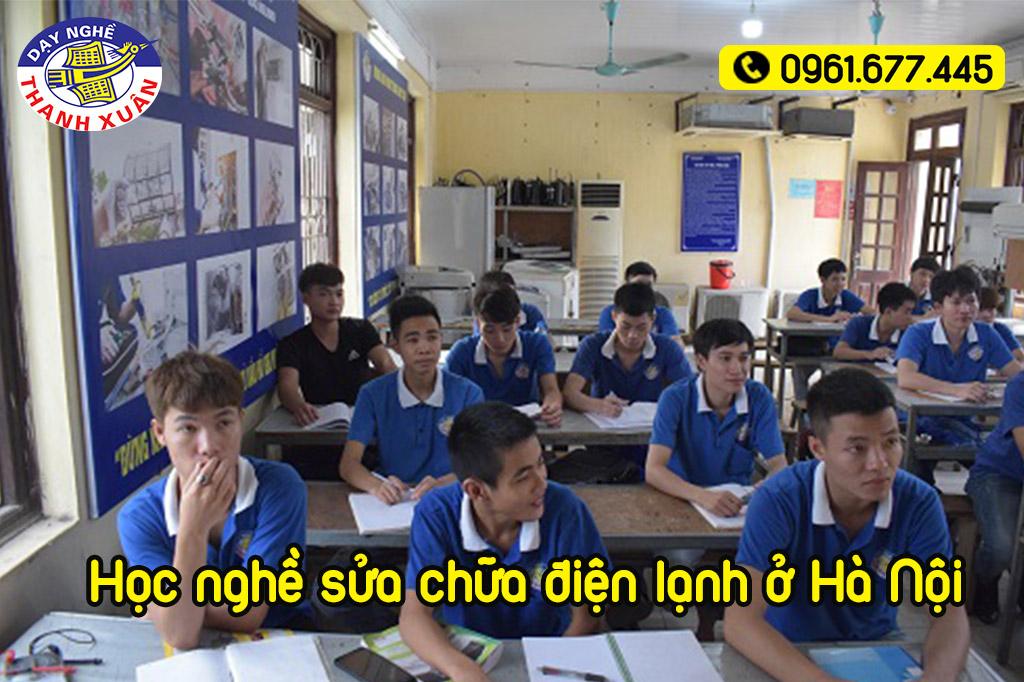 Học nghề điện lạnh ở Hà Nội