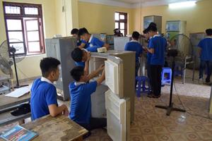 Dạy Nghề Sửa Chữa Điện Lạnh Danh Tiếng Hà Nội