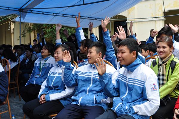 Hơn 400 học sinh đã đăng ký học nghề tại Trường dạy nghề Thanh Xuân vào đầu tháng 8