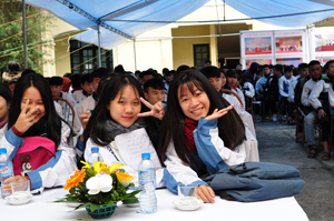 Định hướng nghề nghiệp tương lai cho học sinh Phổ Thông