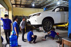 Tương lai của nghề sửa chữa ô tô như thế nào