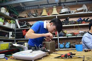 Học nghề Điện Dân Dụng ngắn hạn, tốt nghiệp có việc làm ngay tại Dạy Nghề Thanh Xuân